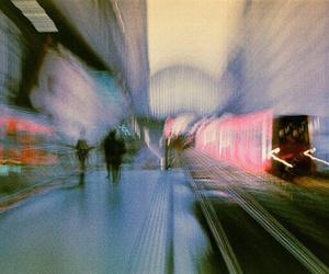 grunge and city image