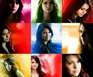 beautiful, Nina Dobrev, and the vampire diaries image