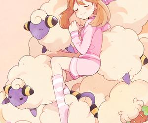 may, pokemon, and haruka image