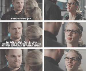 arrow, otp, and love image