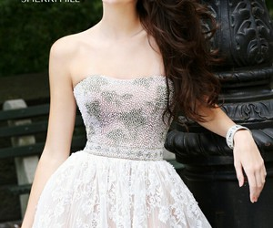 dress, pretty, and kendall jenner image