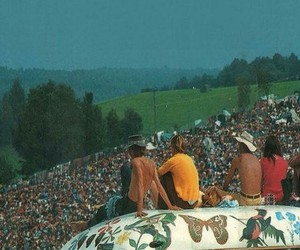 1960 and woodstock image