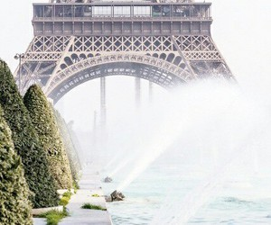 city, france, and traveling image