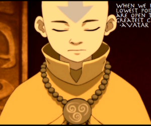 anime, avatar the last airbender, and cartoons image