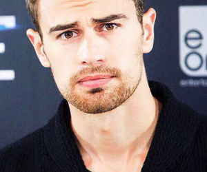 divergent, theo james, and sexy image