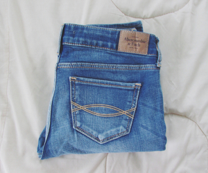 blue jeans, clothes, and fall image