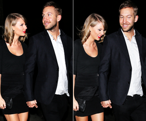 Taylor Swift, calvin harris, and Swift image