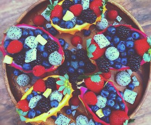 fruit, food, and colorful image