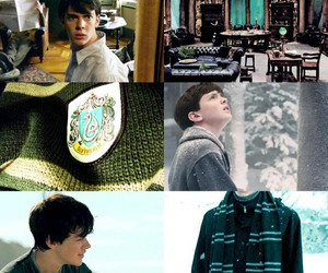 edmund pevensie, harry potter, and narnia image