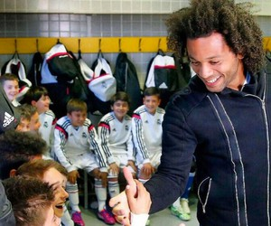 marcelo, madrid, and real madrid image