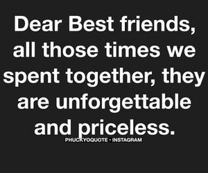 best friends, memories, and moments image