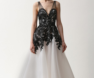 Couture and dress image
