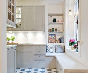 Dream, home ideas, and kitchen image