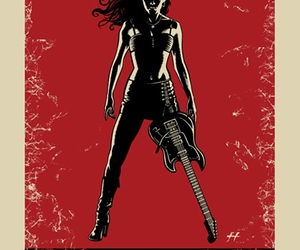 grindhouse, poster gigs, and queens of the stone age image