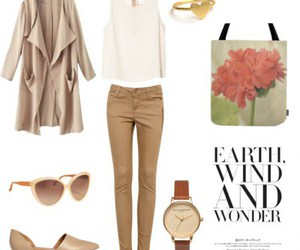 outfit, Polyvore, and spring look image