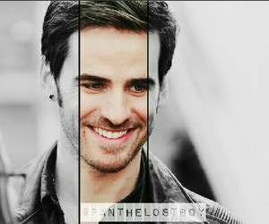 edit, once upon a time, and captain hook image