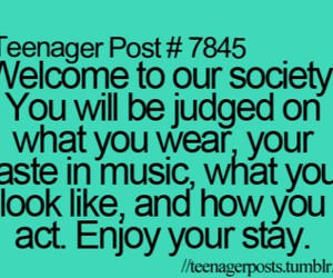 society, teenager post, and judge image