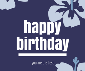 card, happy birthday, and birthday quote image