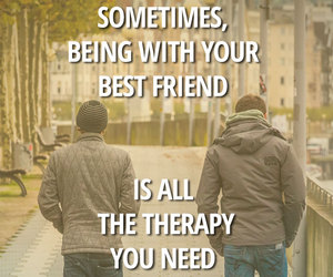 best friends, friendship, and quotes image