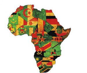 africa, asia, and india image