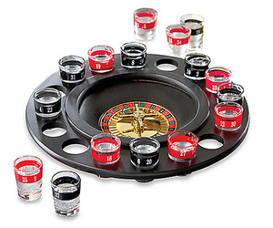 black, gift, and roulette image