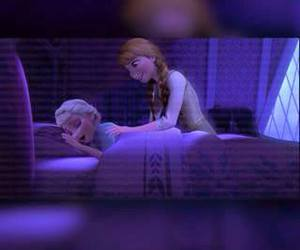 disney, frozen, and elsa and anna image