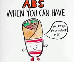fitness, food, and kebabs image