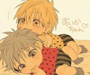 baby, kuroko no basket, and kawaii image