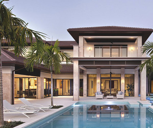 house, architecture, and luxury image
