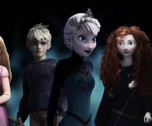 frozen and tangled image