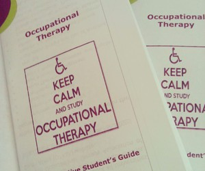 ot, occupational therapy, and perfect job image