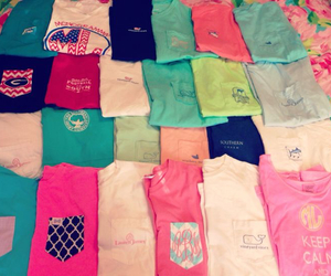fashion, vineyard vines, and goals image
