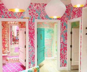 fashion, lilly, and preppy image