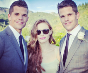 max carver, teen wolf, and holland roden image