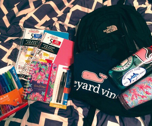 essentials, preppy, and lilly pulitzer image