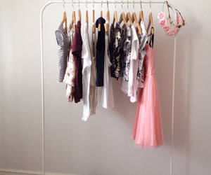 clothes, decorate, and fashion image