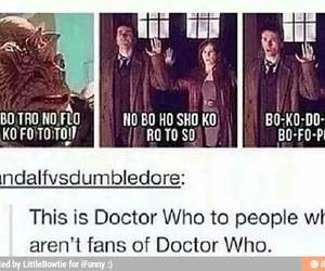 david tennant, doctor who, and fandom image