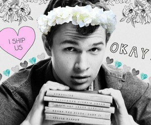 ansel, divergent, and tfios image
