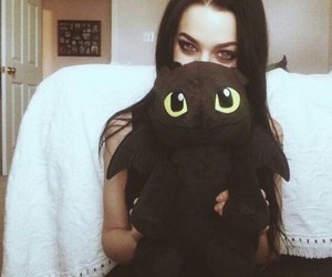 toothless, how to train your dragon, and httyd image