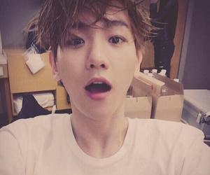 baekhyun and cute image