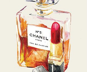 chanel, coco, and parfum image