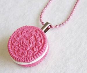 oreo, pink, and girly image
