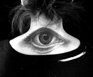 eye, tattoo, and tatoo image