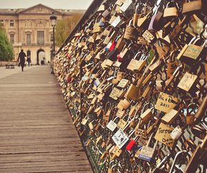 love, paris, and france image