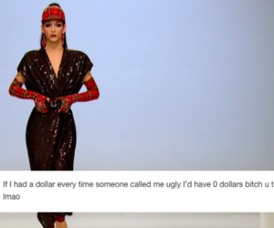 bitch, drag queen, and quote image