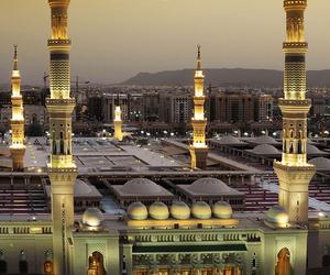islam, masjid, and masjid nabvi image