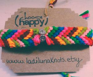 beach, bracelets, and diy image