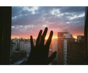 photography, sky, and sun image