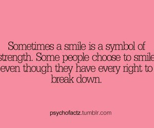 quote, sayings, and smile image