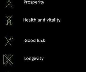 rune, wiccan, and wicca image